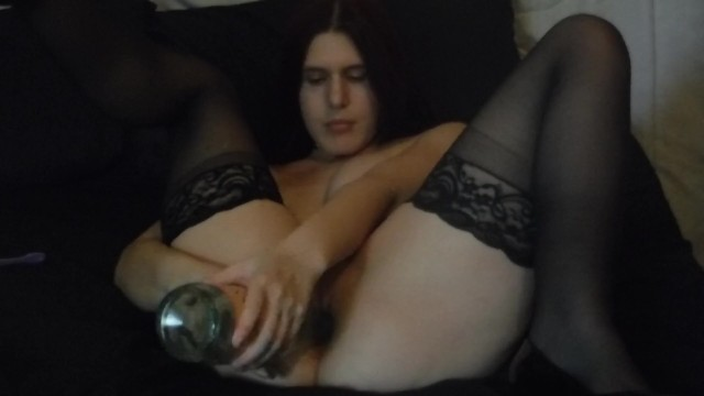 Anal stimulation household items Masturbate with household items