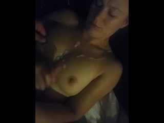 REAL|| Amateur wife cumshot