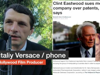George Anton and Versace on Clint Eastwood - The George Anton Podcast