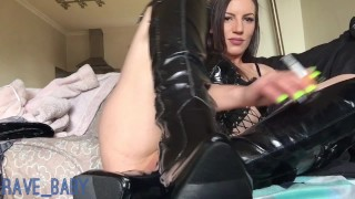 Latex pvc smoking fetish Mistress sexy ashtray and boot slave tease  smokey mouths femdom mistress ass tease australian amateur boots manyvids fetish pvc smoking foot fetish ashtray latex femdom ashtray panty tease smoking fetish femdom ass worship