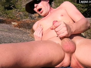 Quickie in Norway Solo Male Nature Jerkoff - Lapjaz.com Ecosexual Ecoporn