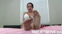 Foot Fetish And Femdom Feet Worshiping Porn