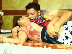 Kamvali Aunty ke Sath Jam ke SEX | HOT Aunty | Big Boobs