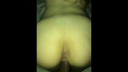 BBC fucks my tight pussy almost to tears POV