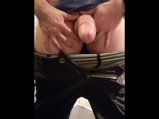 Clothed multiple ruined orgasms