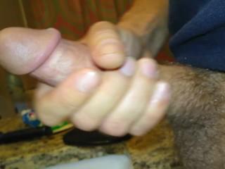 Jerking Off with Cumshot 3