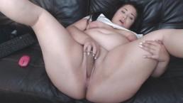 BBW Camgirl Creamy fat pussy