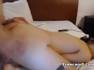 Hot and Wild Babe Drilled by a Cock
