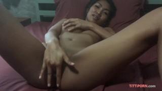Hotel tit in girlfriend dude his room fucks big brunette big