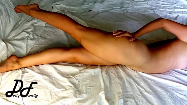 Kompilace orgasmu ženy masterbation