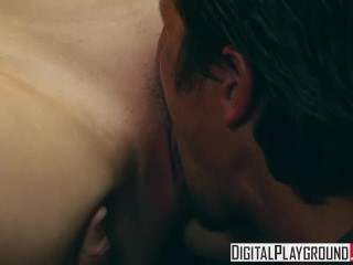 Digital Playground - Kayden Kross - Sexy Blonde boss wants her pussy licked