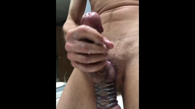 Femdom absolutely huge testicles stories Huge spraying cumshot with cockrings