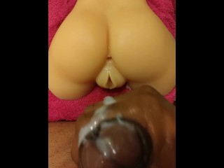 Dick too big for the tight lil pussy lol