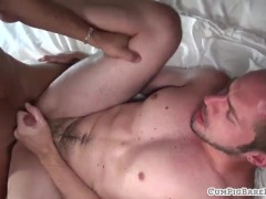 Young amateur otter cums after cockriding