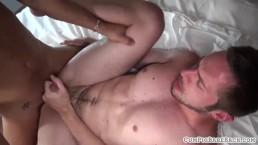 Young amateur otter cums after cockriding