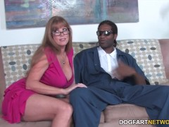 : Busty Mom Darla Crane Takes BBC In Front Of Her Son