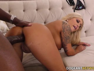 Porn Pics And Video Milf Anal Brandi Bae Interracial Anal Sex With Mandingo, Big Dick Big Tits Blonde