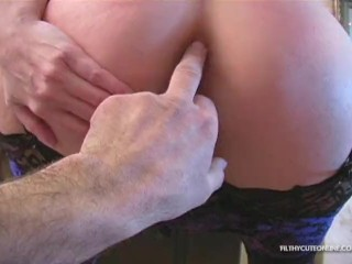 Busty Sex Bomb Shanda Fay Gets Bareback Fucked In Her Tight Ass