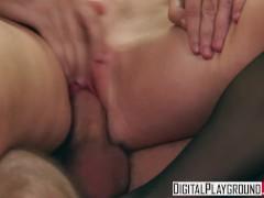 Digital Playground - Kayden Kross & Manuel Ferrara - Fit blonde milf gets w