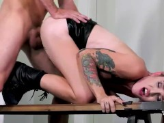 TransAngels - Pursued, Screwed, and Tattooed - Lena Kelly, Pierce Paris