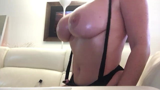 Sophie dee monster cock pov I want you to play with my huge boobs