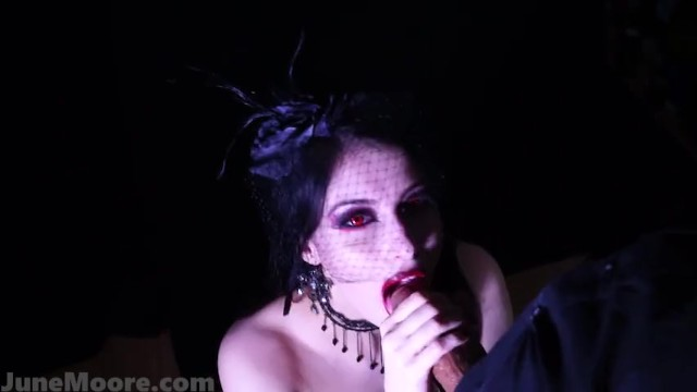 Hardcore vampiro porno