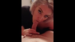 Blowjob with mints
