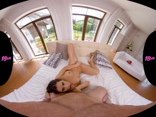 18VR.com Impressive Anal Fuck With Perfect Brunette Babe Ninel Mojado