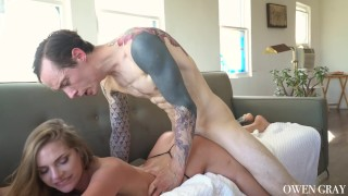 Rough Creampie Sex with Sydney Cole Big lesbians