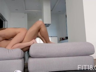 Fit18 – Gina Gerson – 40kg – 160cm – Skinny Little Girl Fucked