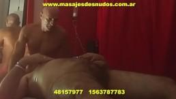 MASAJE DE PECHO Y ESPALDA CON RELAX SEXUAL