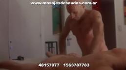 MASAJE SEXUAL CON MASAJISTA ACTIVO