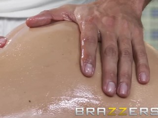 Tasteful Female Porn Brazzers - Samantha Saint Loves Massages And Big Cock, Big Ass Big
