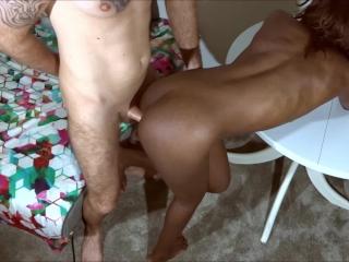 Samantha anal sex
