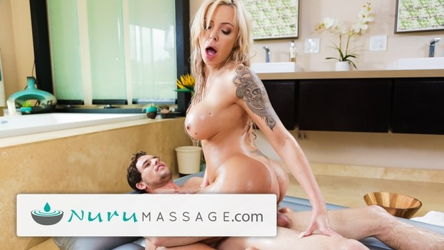 Step Mom Massage Stepson