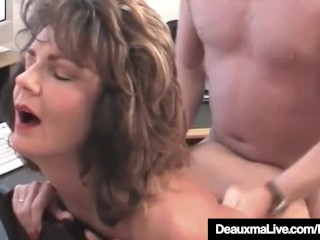 Unfaithful Movie Love Scenes Horny Hot Wife Deauxma Is Anal Banged By Her Husband! Big Tits