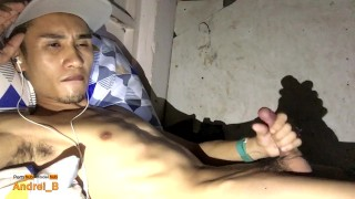 Filipino Boy Jerking Off and Cumming on Webcam Hentai ass
