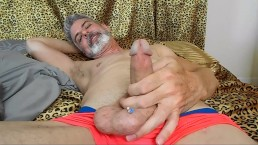 Giant Daddy Lets You Explore His Cock, Balls & Ass - Richard Lennox