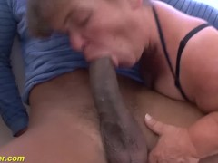 midget matures first interracial