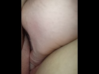 Foreplay with my wife s juicy pussy