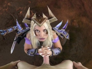 You Dont Want To Fuck With Me Bridgette B Is Your Warlock Mistress And Shes Commanding You To Cum,