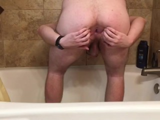 Experimenting With Anal Creampie