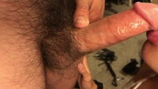 Pussy so good he cums twice!! Deep throat, doggy, cowgirl Plowed college