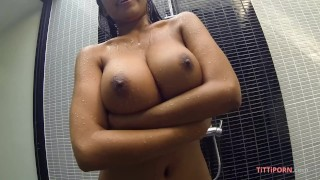 Gorgeous G-sized Boobs on Hot Thai Girl  asian creampie thai creampie big tits bangkok thai babe street creampiethais massage busty diary big naturals tittiporn thailand cream pie tuk tuk