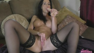 Fuck Me and Cum Inside Me Fantasy JOI - Angela Sommers