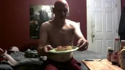piggy feeding part 1 8/5/18 gross