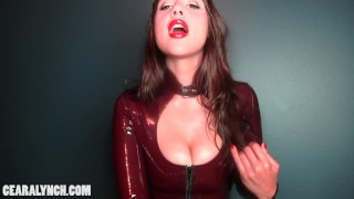 Femdom mindfuck brainwashing  point of view porn addict hypnosis brainwash hypno femdom latex mistress mindfuck love addiction weakling surrender shiny