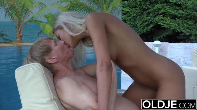 Hard dick pills viagra Teen gives grandpa hard erection she is better than a viagra