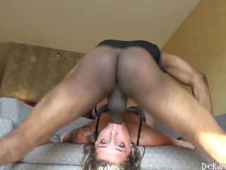 Porn dad catches son hotel incall w/pawg dickdraining expert! Mom mother bbc big black dick