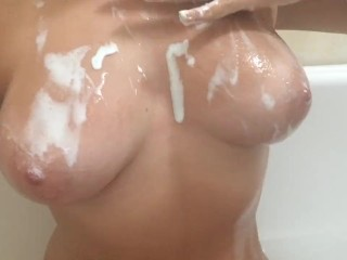 sexy video in the shower